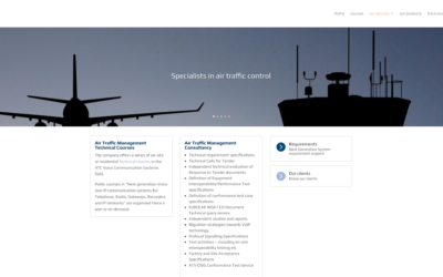New website on-line